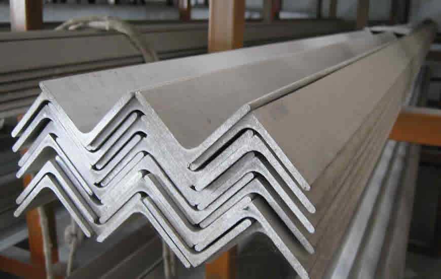 不锈钢热轧等边角钢